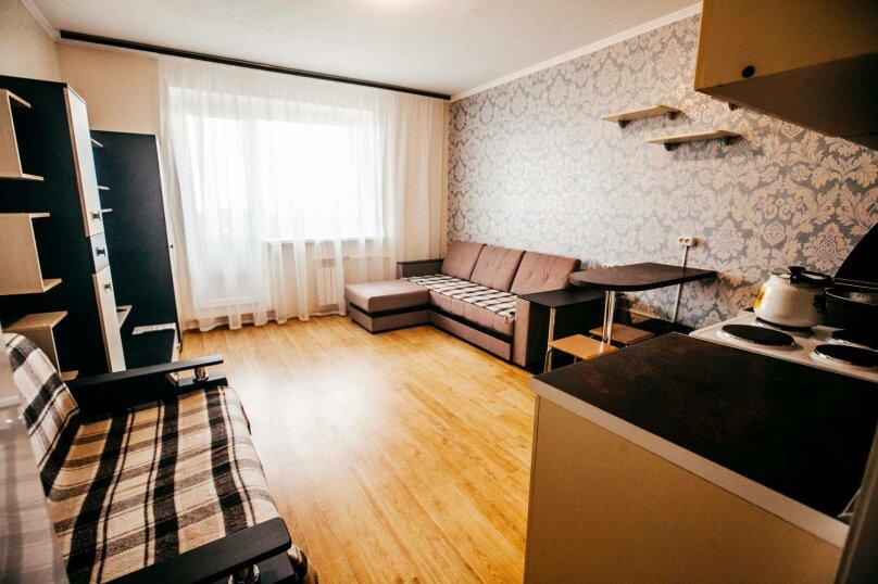 1-комн. квартира, 30 кв.м. на 3 человека, улица Рылеева, 60А, Тамбов - Фотография 3