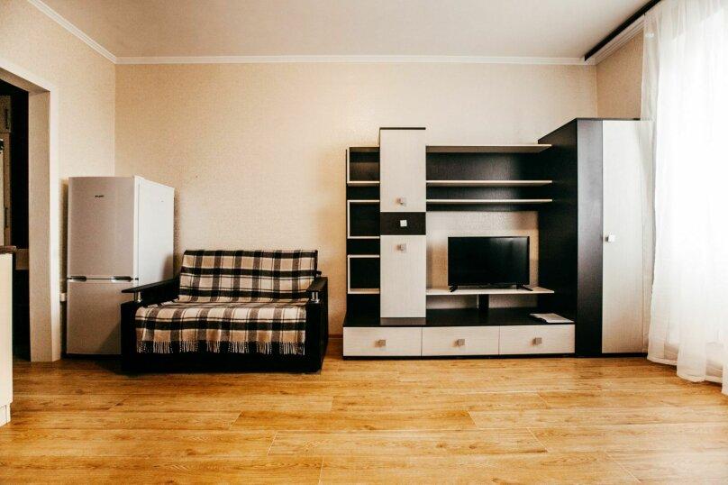 1-комн. квартира, 30 кв.м. на 3 человека, улица Рылеева, 60А, Тамбов - Фотография 4