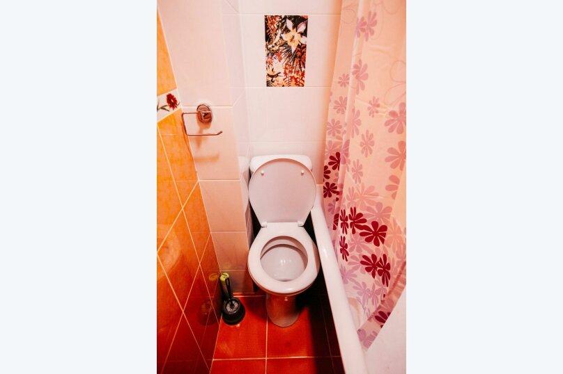 1-комн. квартира, 30 кв.м. на 3 человека, улица Рылеева, 60А, Тамбов - Фотография 9