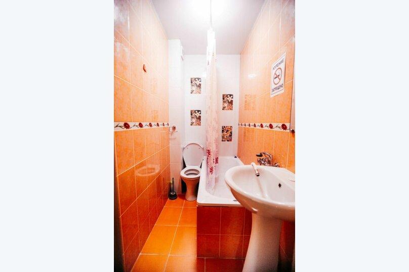 1-комн. квартира, 30 кв.м. на 3 человека, улица Рылеева, 60А, Тамбов - Фотография 13