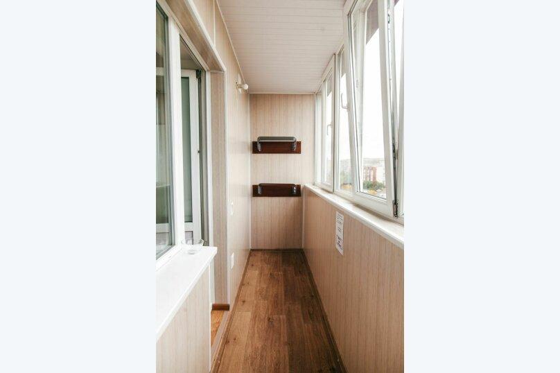 1-комн. квартира, 30 кв.м. на 3 человека, улица Рылеева, 60А, Тамбов - Фотография 16