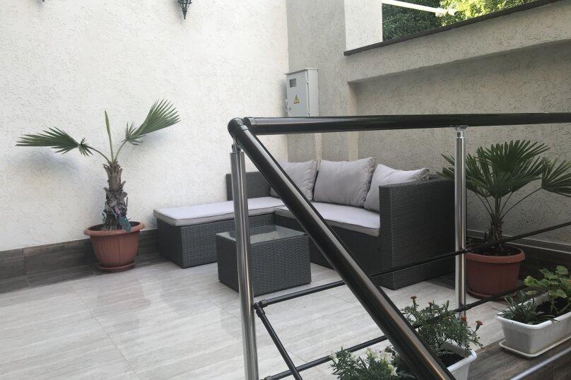 Новый дом с отдельным двором, 130 кв.м. на 8 человек, 3 спальни, улица Гагарина, 4А, Евпатория - Фотография 7