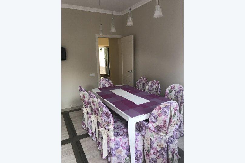 Новый дом с отдельным двором, 130 кв.м. на 8 человек, 3 спальни, улица Гагарина, 4А, Евпатория - Фотография 11
