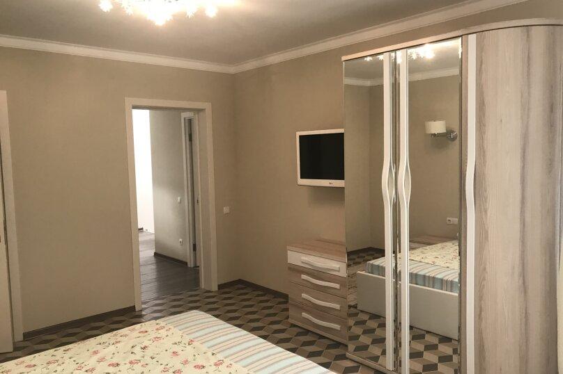 Новый дом с отдельным двором, 130 кв.м. на 8 человек, 3 спальни, улица Гагарина, 4А, Евпатория - Фотография 18
