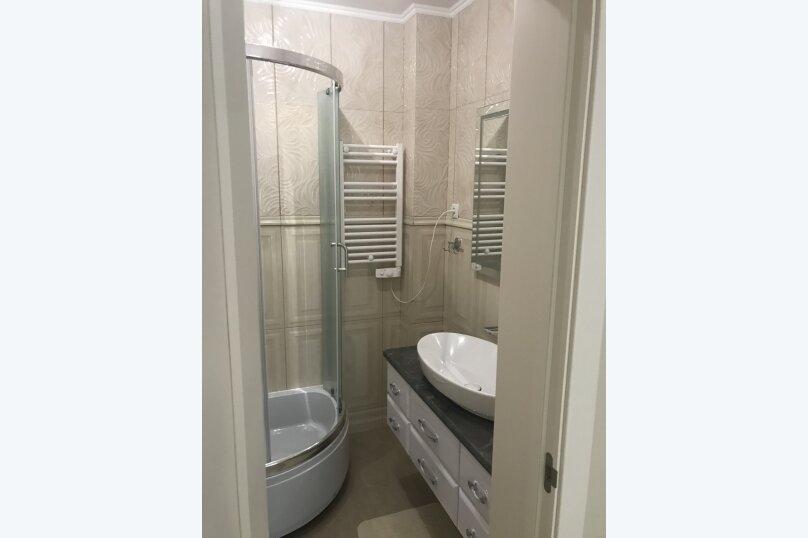 Новый дом с отдельным двором, 130 кв.м. на 8 человек, 3 спальни, улица Гагарина, 4А, Евпатория - Фотография 20