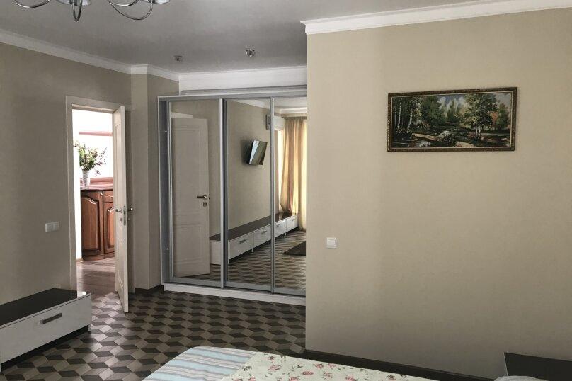 Новый дом с отдельным двором, 130 кв.м. на 8 человек, 3 спальни, улица Гагарина, 4А, Евпатория - Фотография 23