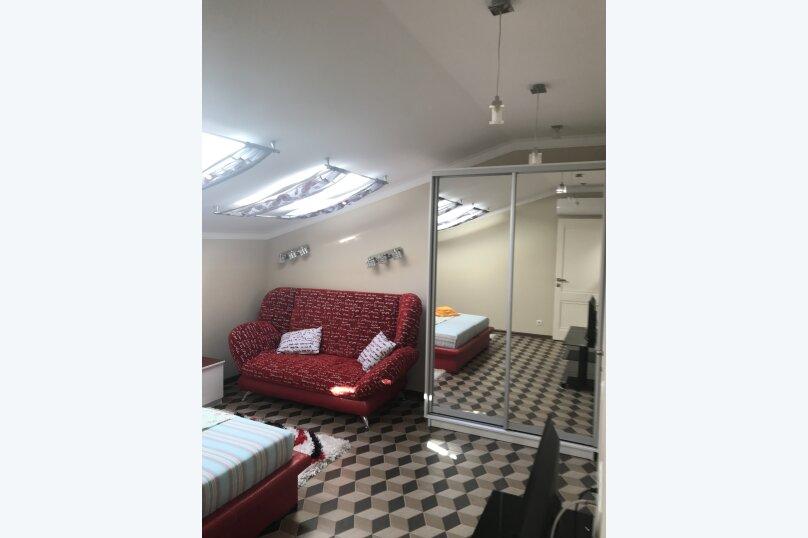 Новый дом с отдельным двором, 130 кв.м. на 8 человек, 3 спальни, улица Гагарина, 4А, Евпатория - Фотография 29