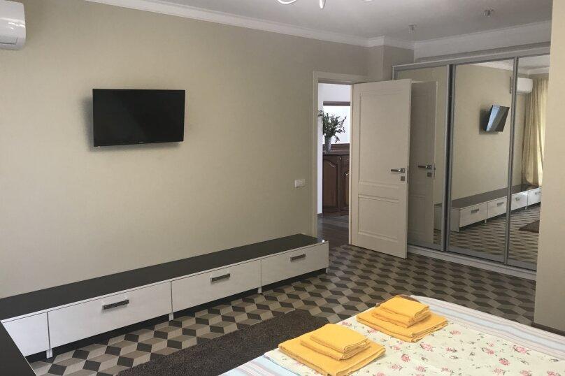 Новый дом с отдельным двором, 130 кв.м. на 8 человек, 3 спальни, улица Гагарина, 4А, Евпатория - Фотография 33