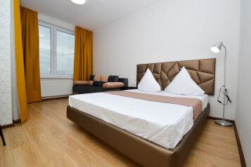 1-комн. квартира, 28 кв.м. на 4 человека, улица Стрелочников, 2, Екатеринбург - Фотография 1