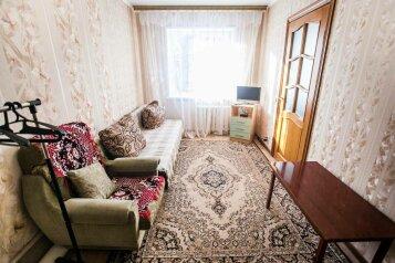 2-комн. квартира, 50 кв.м. на 4 человека, Никифоровская улица, 96, Тамбов - Фотография 1