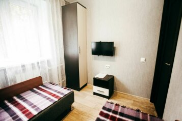 2-комн. квартира, 55 кв.м. на 4 человека, Елецкая улица, 58, Тамбов - Фотография 1