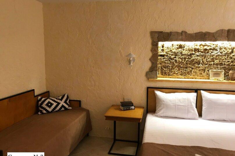 Эстет отель, улица Спендиарова, 44 на 18 номеров - Фотография 110