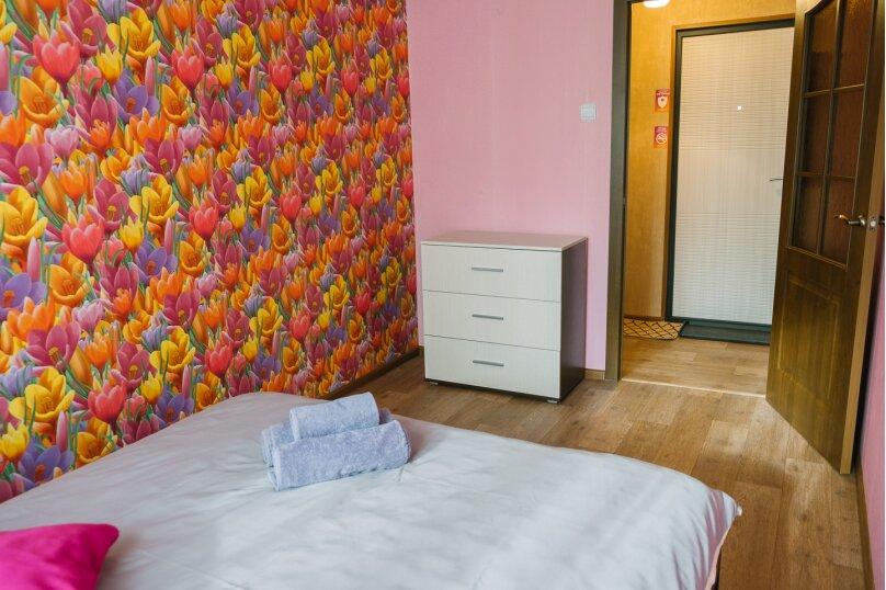2-комн. квартира, 55 кв.м. на 5 человек, улица Разведчика Петрова, 10, Переславль-Залесский - Фотография 2