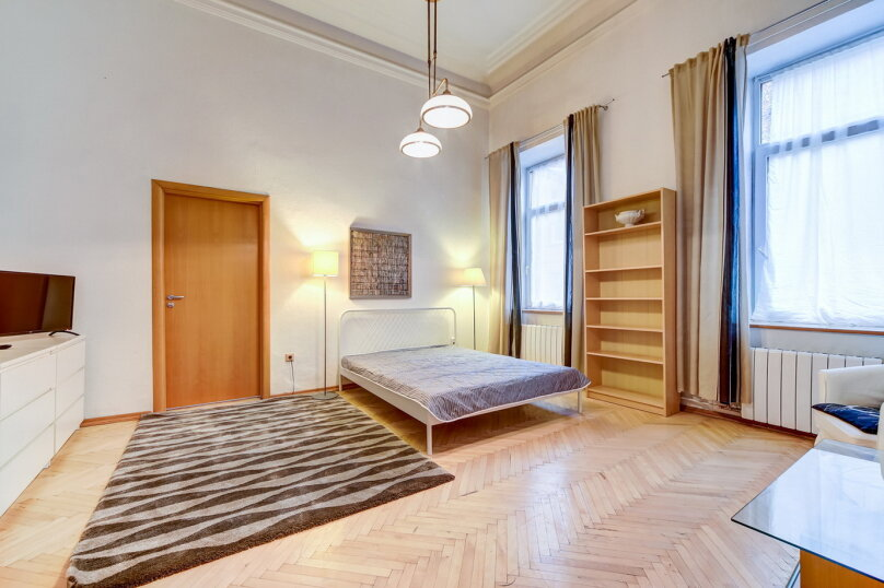 2-комн. квартира, 78 кв.м. на 6 человек, Литейный проспект, 60, Санкт-Петербург - Фотография 3