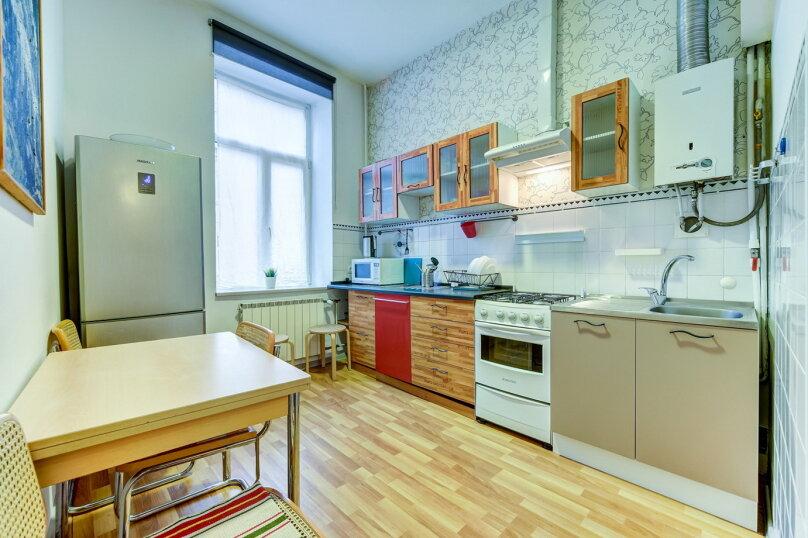 2-комн. квартира, 78 кв.м. на 6 человек, Литейный проспект, 60, Санкт-Петербург - Фотография 8