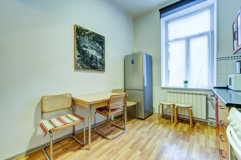 2-комн. квартира, 78 кв.м. на 6 человек, Литейный проспект, 60, Санкт-Петербург - Фотография 9