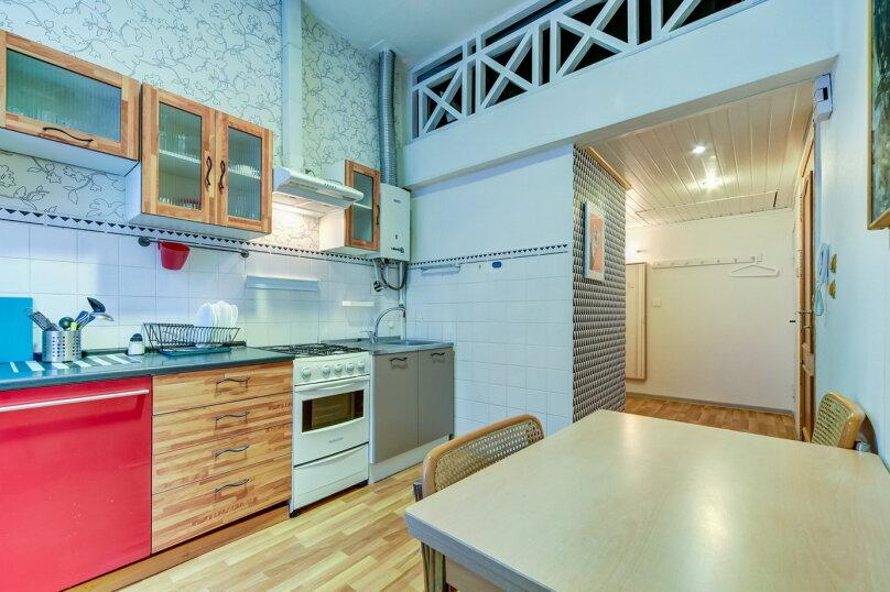 2-комн. квартира, 78 кв.м. на 6 человек, Литейный проспект, 60, Санкт-Петербург - Фотография 11