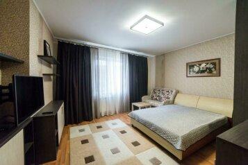 1-комн. квартира, 42 кв.м. на 4 человека, улица 78-й Добровольческой Бригады, 28, Красноярск - Фотография 1
