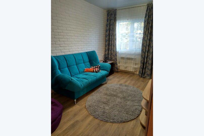 2-комн. квартира, 36 кв.м. на 4 человека, улица Дмитрия Ульянова, 54, Евпатория - Фотография 4