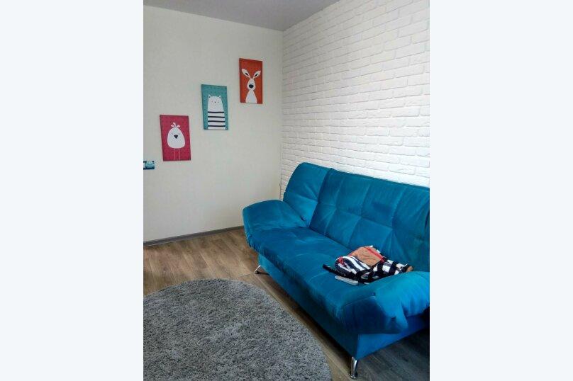 2-комн. квартира, 36 кв.м. на 4 человека, улица Дмитрия Ульянова, 54, Евпатория - Фотография 5