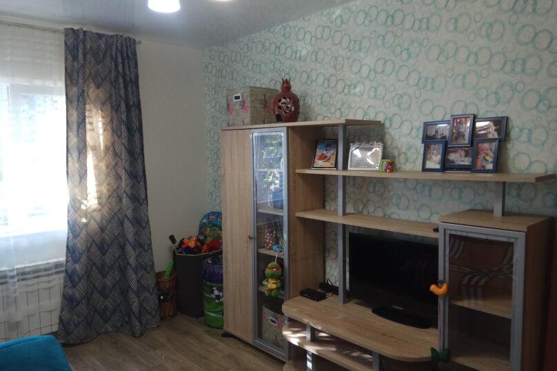 2-комн. квартира, 36 кв.м. на 4 человека, улица Дмитрия Ульянова, 54, Евпатория - Фотография 6