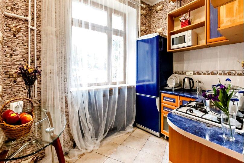 3-комн. квартира, 70 кв.м. на 6 человек, Велинградская улица, 32, Кисловодск - Фотография 8