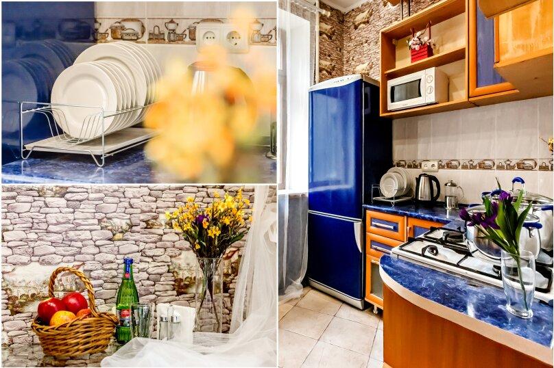 3-комн. квартира, 70 кв.м. на 6 человек, Велинградская улица, 32, Кисловодск - Фотография 9