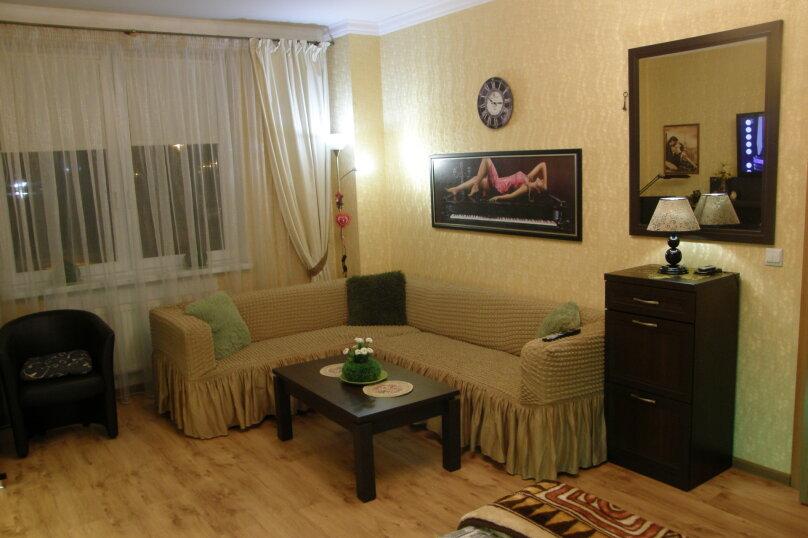 1-комн. квартира, 43 кв.м. на 3 человека, Артиллерийская улица, 65, Калининград - Фотография 19