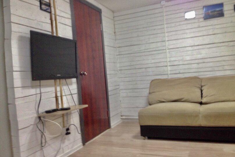 Дом вместимостью до 8 человек, 65 кв.м. на 8 человек, 2 спальни, Вторая Дачная , 558А, Шерегеш - Фотография 10