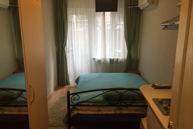 1-комн. квартира, 13 кв.м. на 2 человека, улица Чехова, 19, Ялта - Фотография 5