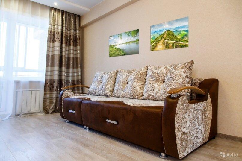 2-комн. квартира, 70 кв.м. на 4 человека, улица Карла Либкнехта, 112, Иркутск - Фотография 1