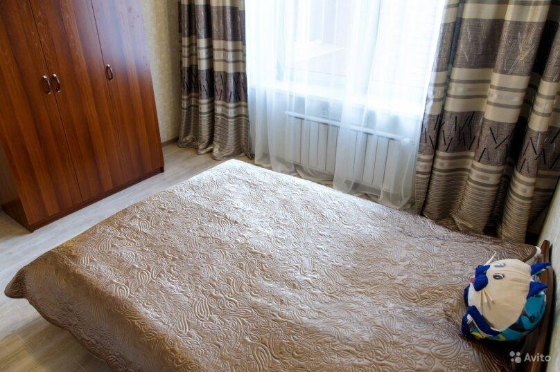 2-комн. квартира, 70 кв.м. на 4 человека, улица Карла Либкнехта, 112, Иркутск - Фотография 3