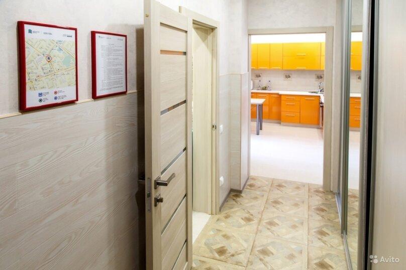 2-комн. квартира, 70 кв.м. на 4 человека, улица Карла Либкнехта, 112, Иркутск - Фотография 11
