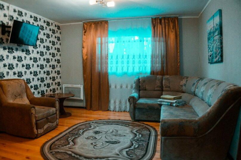 Отличный Коттедж, 36 кв.м. на 4 человека, 1 спальня, Советская улица, 7А, Катунь - Фотография 10