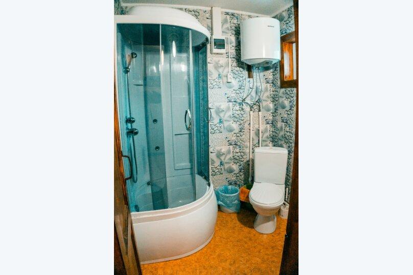 Отличный Коттедж, 36 кв.м. на 4 человека, 1 спальня, Советская улица, 7А, Катунь - Фотография 14
