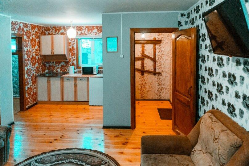 Отличный Коттедж, 36 кв.м. на 4 человека, 1 спальня, Советская улица, 7А, Катунь - Фотография 15