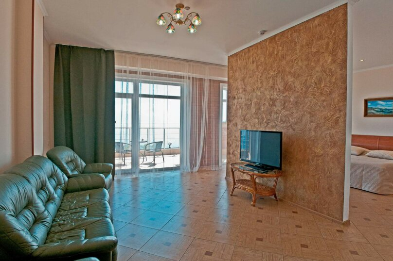 Отдельная комната, улица Мориса Тореза, 5, Отрадное, Ялта - Фотография 2