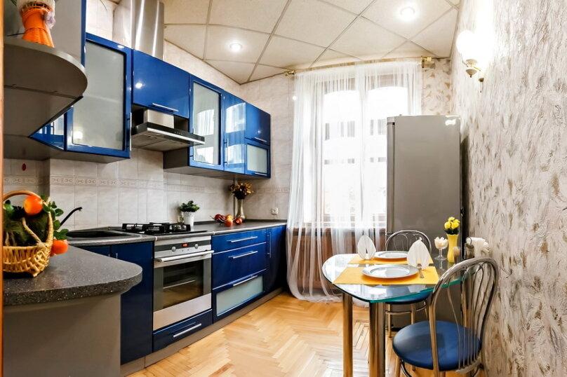 2-комн. квартира, 60 кв.м. на 4 человека, улица Куйбышева, 4, Кисловодск - Фотография 13