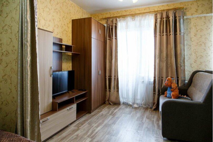 1-комн. квартира, 48 кв.м. на 4 человека, Строительный переулок, 8, Иркутск - Фотография 4