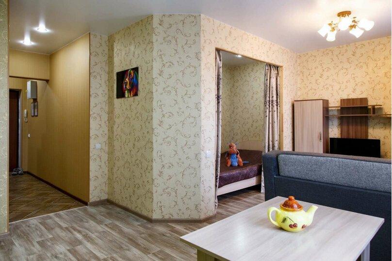 1-комн. квартира, 48 кв.м. на 4 человека, Строительный переулок, 8, Иркутск - Фотография 6