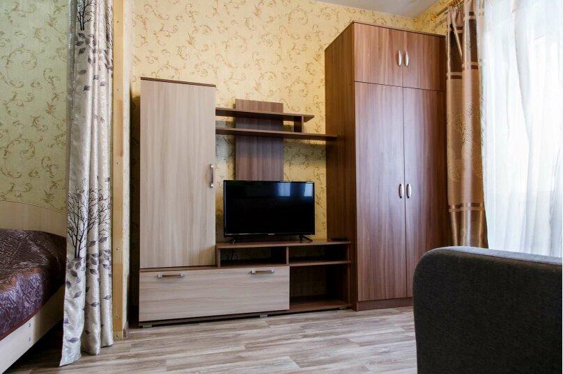1-комн. квартира, 48 кв.м. на 4 человека, Строительный переулок, 8, Иркутск - Фотография 7