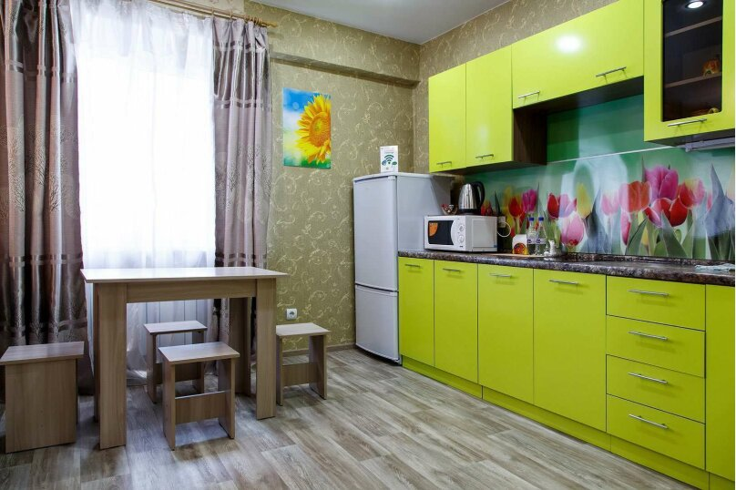 1-комн. квартира, 48 кв.м. на 4 человека, Строительный переулок, 8, Иркутск - Фотография 9