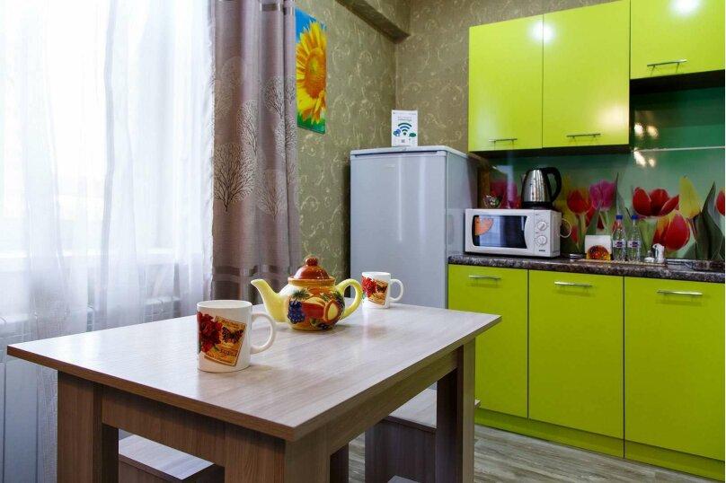 1-комн. квартира, 48 кв.м. на 4 человека, Строительный переулок, 8, Иркутск - Фотография 10