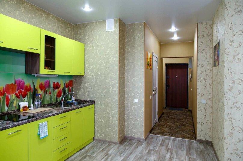 1-комн. квартира, 48 кв.м. на 4 человека, Строительный переулок, 8, Иркутск - Фотография 11