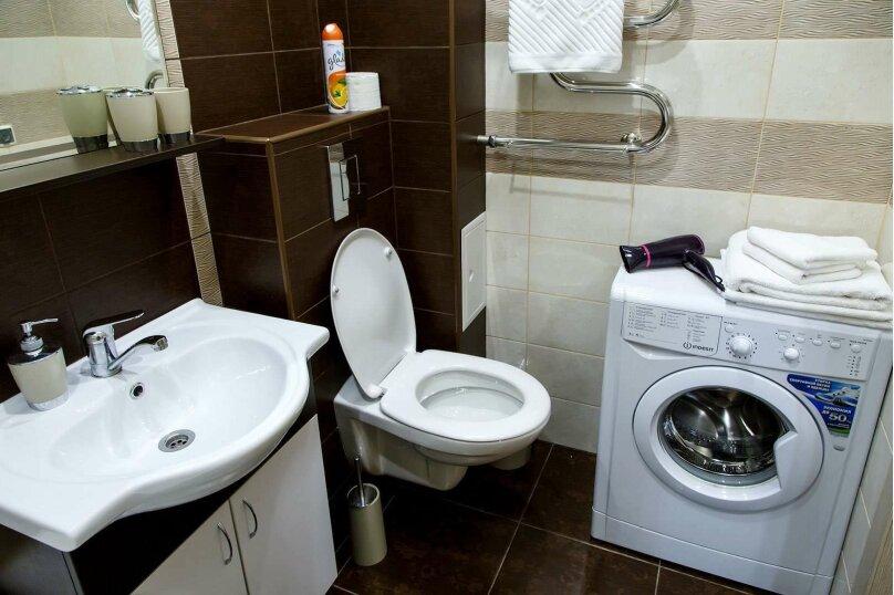 1-комн. квартира, 48 кв.м. на 4 человека, Строительный переулок, 8, Иркутск - Фотография 16