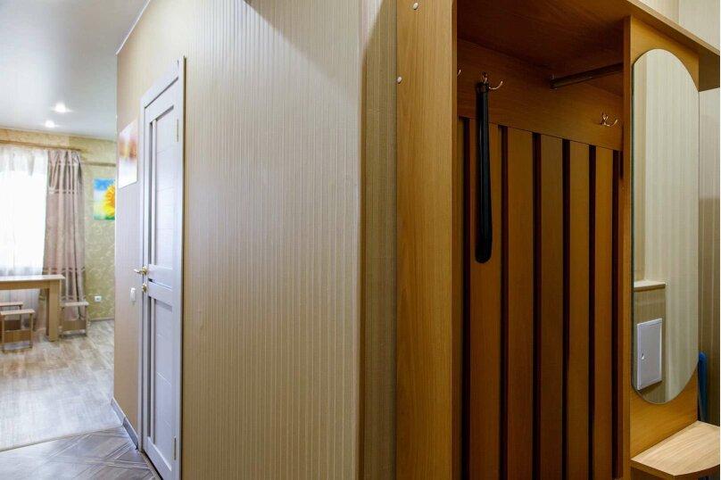1-комн. квартира, 48 кв.м. на 4 человека, Строительный переулок, 8, Иркутск - Фотография 18
