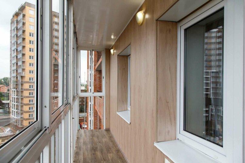 1-комн. квартира, 48 кв.м. на 4 человека, Строительный переулок, 8, Иркутск - Фотография 19