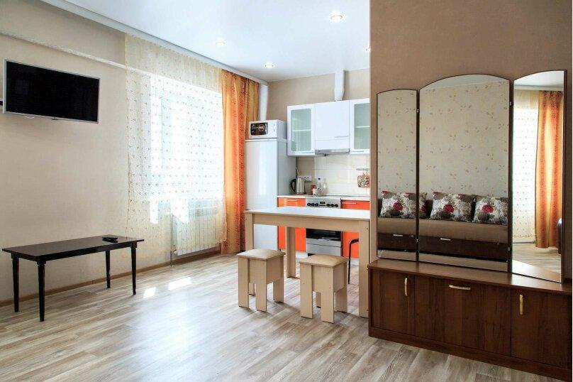 1-комн. квартира, 45 кв.м. на 2 человека, Строительный переулок, 8, Иркутск - Фотография 8