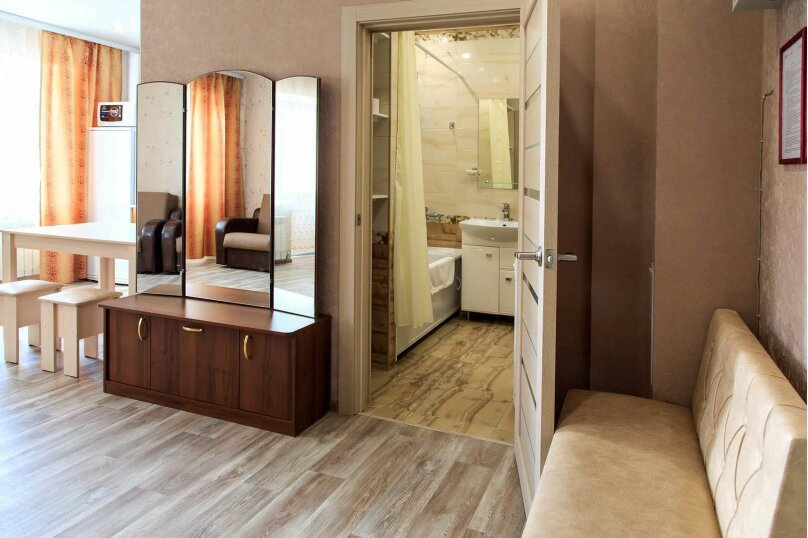 1-комн. квартира, 45 кв.м. на 2 человека, Строительный переулок, 8, Иркутск - Фотография 9