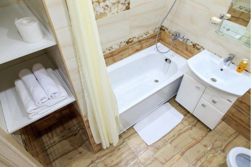1-комн. квартира, 45 кв.м. на 2 человека, Строительный переулок, 8, Иркутск - Фотография 10
